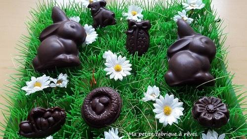 Et si je faisais mes propres œufs de Pâques