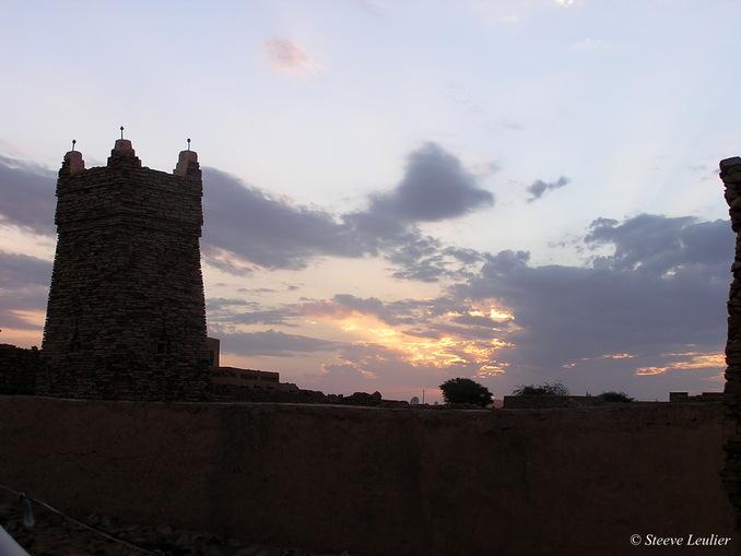 Chinguetti, Mauritanie : la ville des bibliothèques