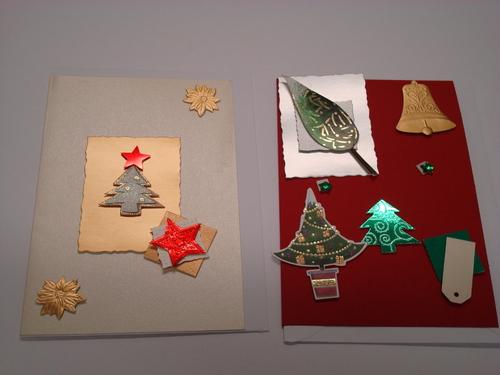 Nos cartes de Noël