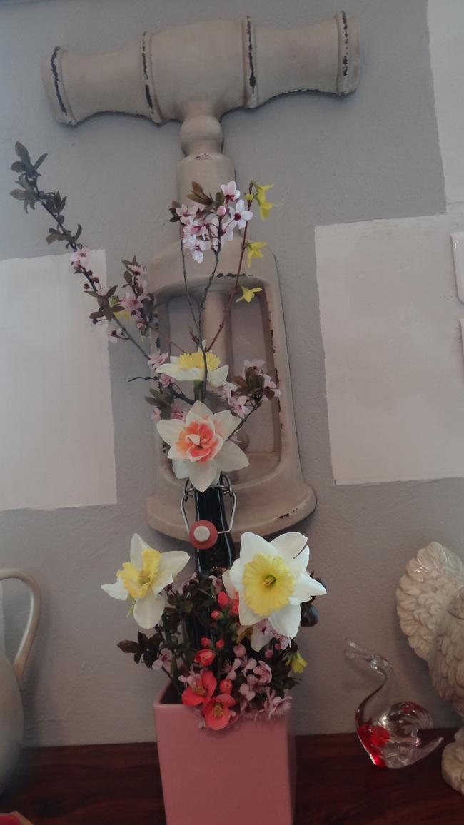 Le Marché de la Semaine + Le bouquet du Jardin