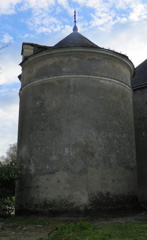 Le château de Villesavin ( 1 )