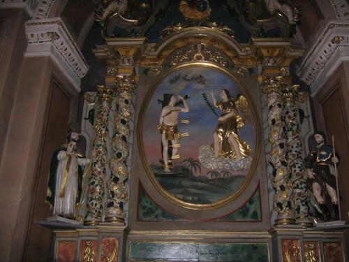 Histoire de saint Sébastien