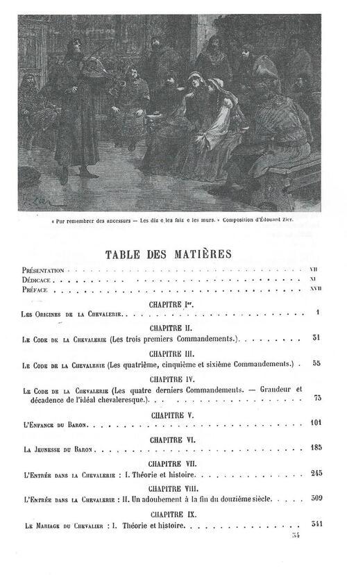 La Chevalerie de Léon Gautier