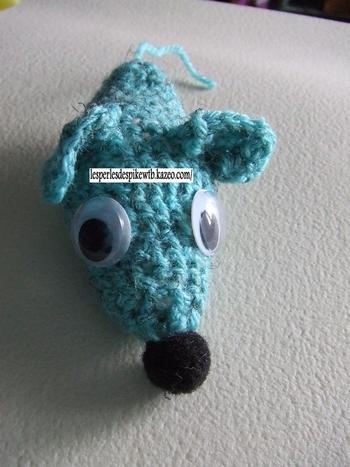Souris Crochet (2)