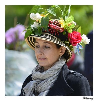 Fête des fleurs au parc Jean Rameau