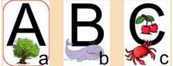 Alphabet pour PS