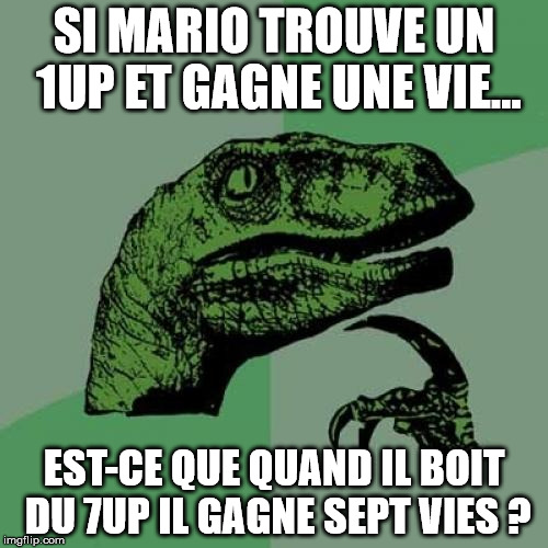 Super Mario et le 7up