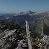Du sommet du pic Crabère (2590 m), Otal et Tendeñera