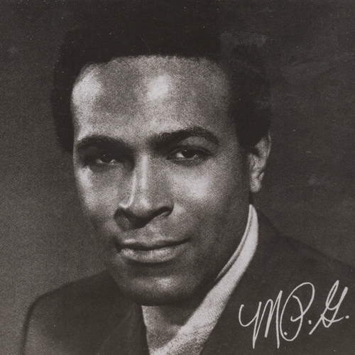"Marvin Gaye : Album "" M.P.G. "" Tamla Records TS 292 [ US ]"