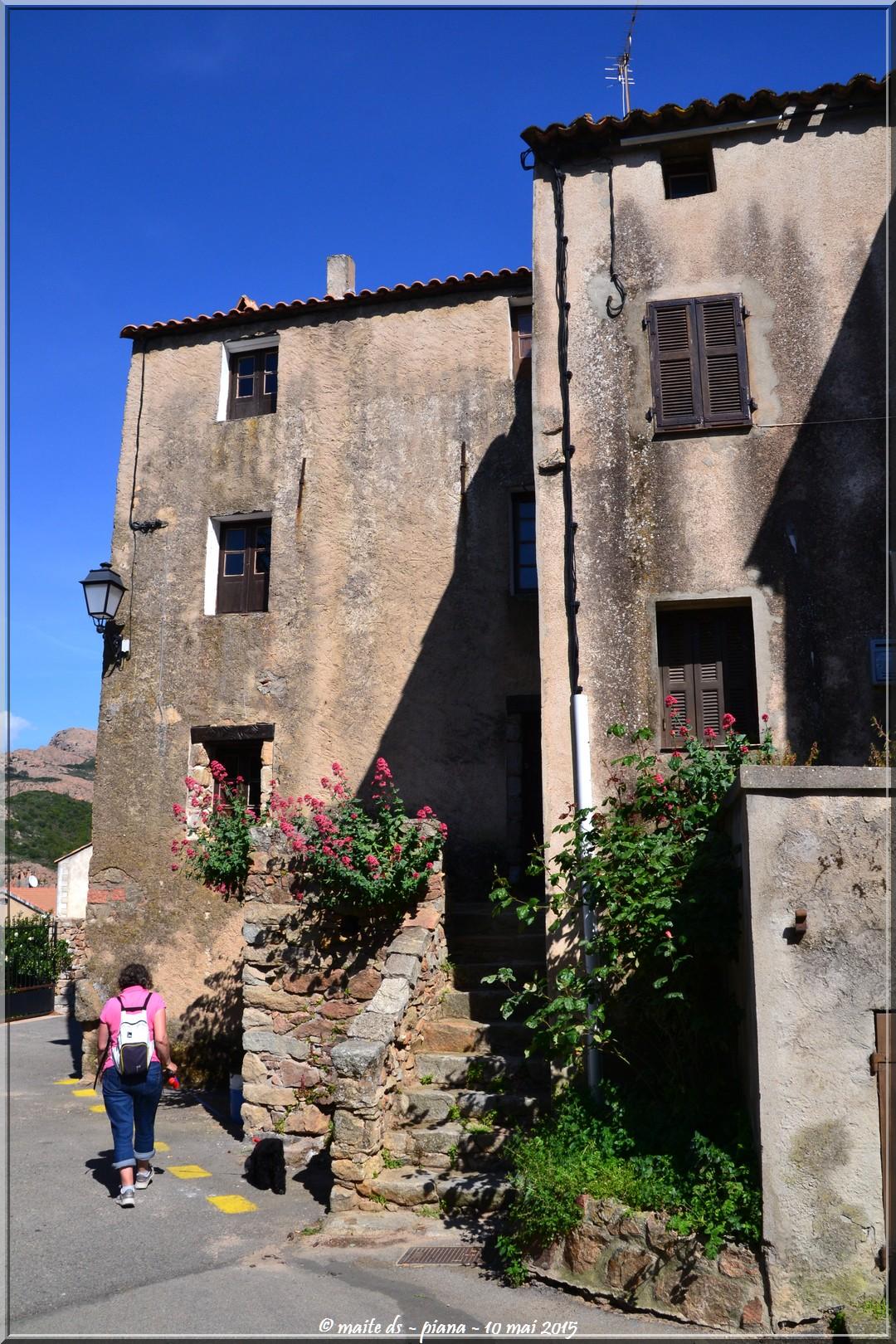 Village de Piana - Corse
