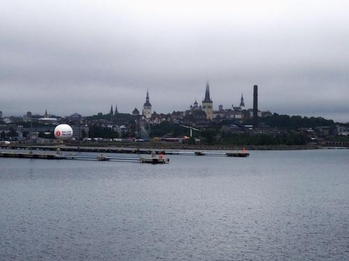 Tallinn en Estonie: en partance pour Helsiski en Finlande (photos)