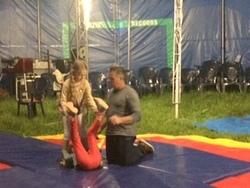 Découverte des ateliers cirque