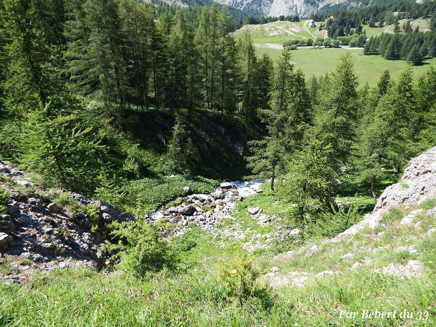 le lac d'Allos dept 04 (5)