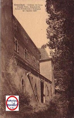 - Le Château de Crins - Photos André RODIER