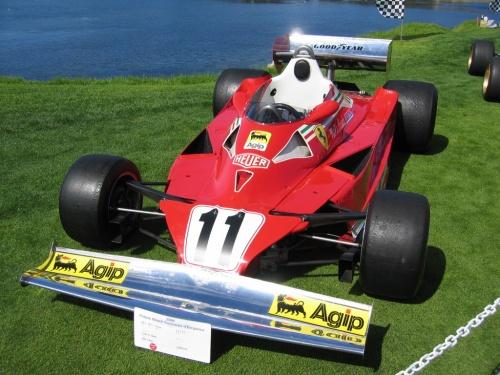 Ferrari 312T12