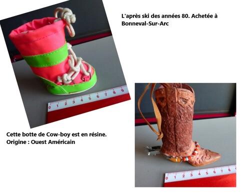 Chaussures....... toutes petites !!!
