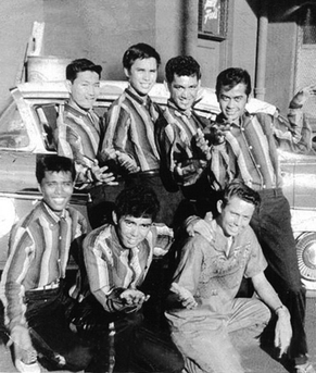 The Royal Drifters aka The Jolly Drifters