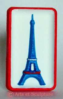 moule pour artisanat d'art Tour Eiffel - Arts et Sculpture: sculpteur designer