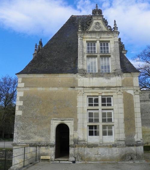Le château de Villesavin ( 2 )