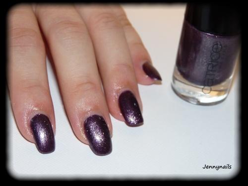 - Swatch - CATRICE : Purplelized
