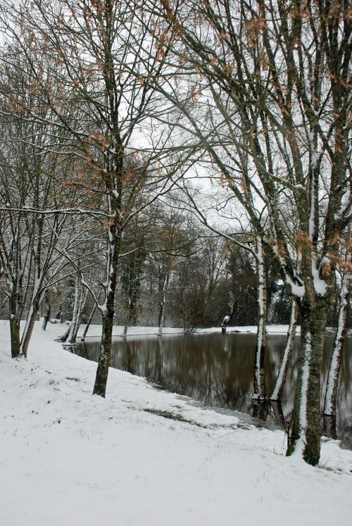 Gourhel en habit  d'hiver (56800)