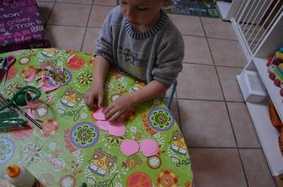 Blog de sylviebernard-art-bouteville : sylviebernard-art-bouteville, Mattéo et Nohan - Mai 2013 - Fête des mères