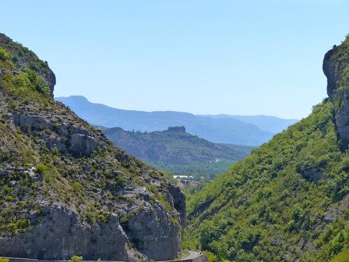 Gorges de la Méouge (Sisteron)