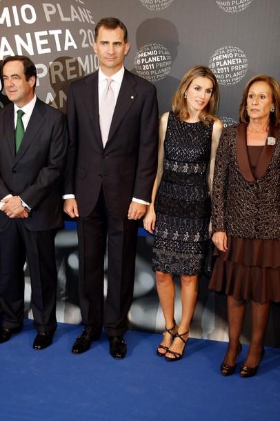 Les princes des Asturies à Barcelone