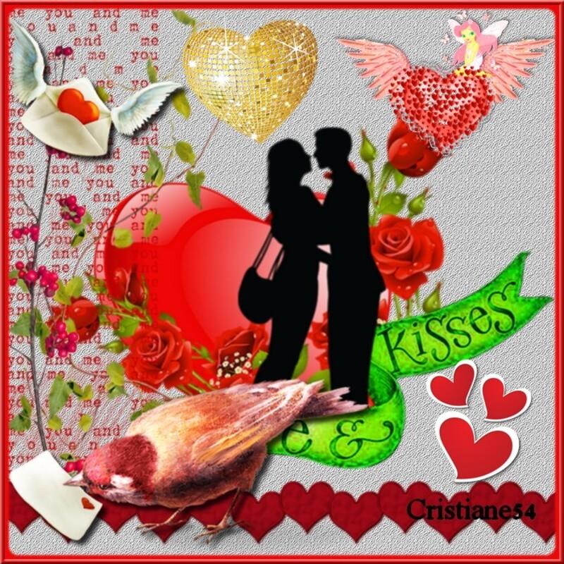 Quelques créations Saint Valentin  , en ce week-end !