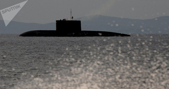 Sous-marin Kilo 636