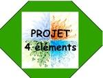 Projet 4 éléments - Organigramme général