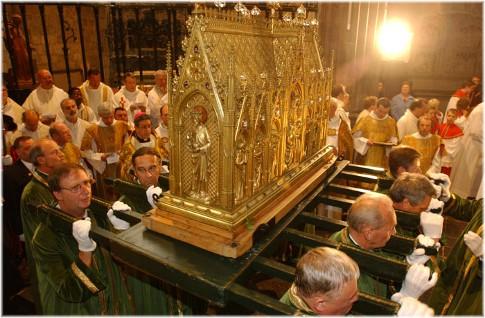 Mons : la fête du Doudou