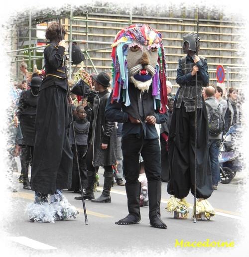 La ZINNEKE parade