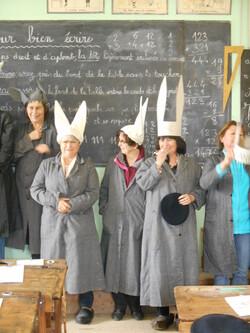 Sortie  au Monastier sur Gazeille