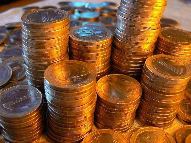 L'Argent, Pièces De Monnaie, Finances, De Trésorerie