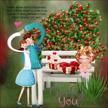 pour ton défi nathie bonne st valentin