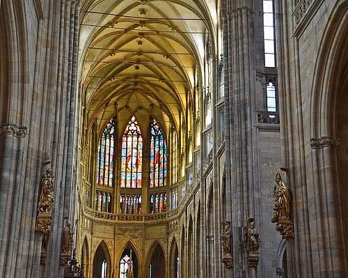 Patrimoine mondial de l'Unesco : PRAGUE  -  République Tchèque