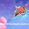 Layla en pleine acrobatie aérienne (ep1)