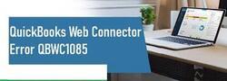 QuickBooks Web Connector Error QBWC 1085