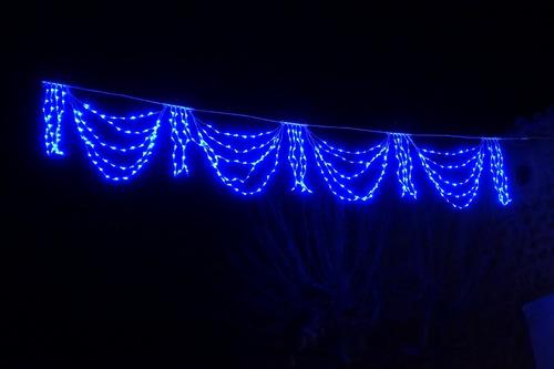 Parmi les illuminations de mon village