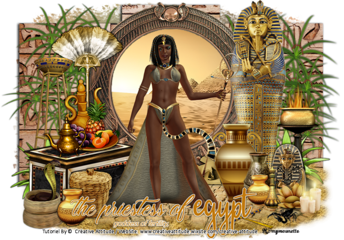 Princesse D'Egypte et vos versions