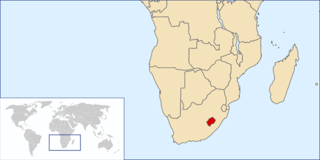 Blog de lisezmoi : Hello! Bienvenue sur mon blog!, Le Lesotho : Maseru