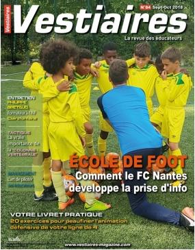 Ecole de foot du Fc Nantes par Vestiaire magazine
