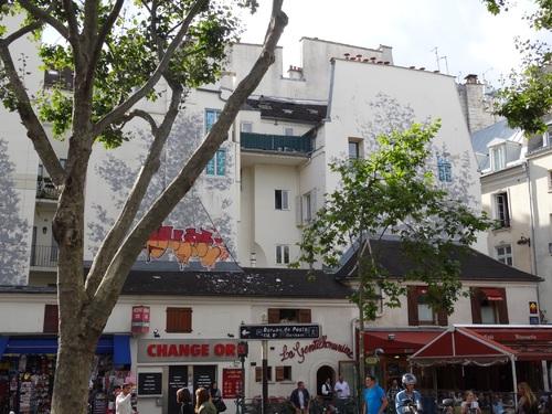 Paris: autour de Zaint Zermain des Près (photos)