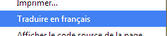 Traduisez en français !