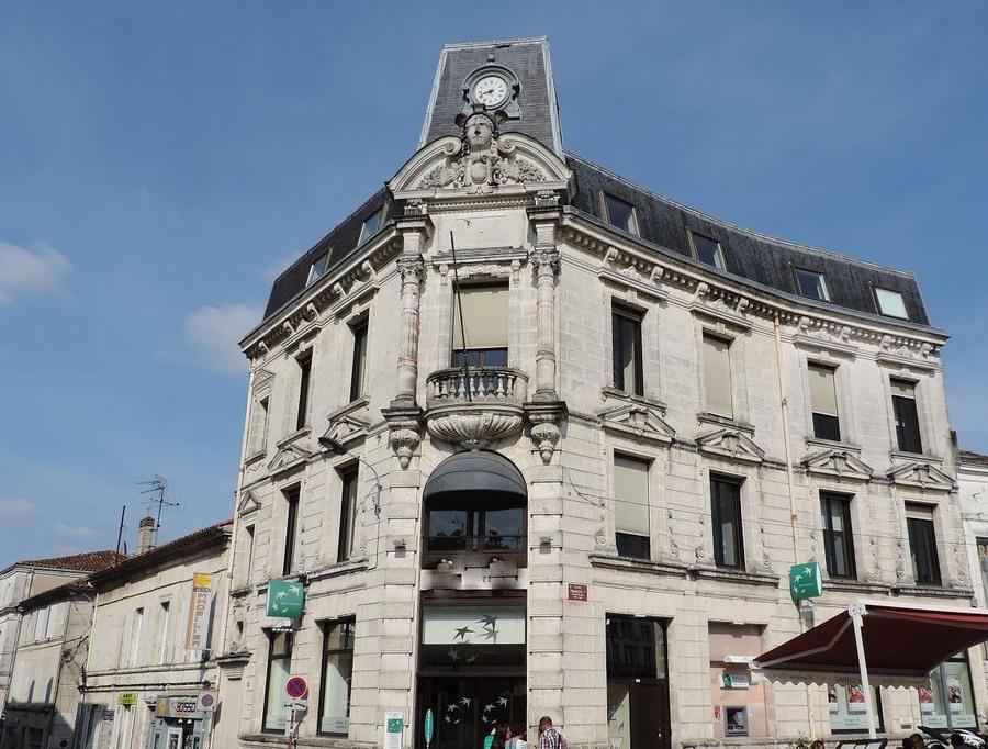 la ville de Cognac (16)