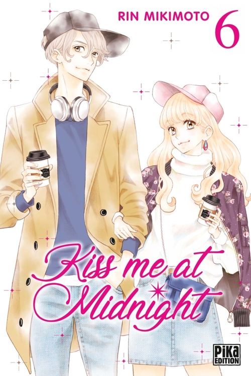 Kiss me at midnight - Tome 06 - Rin Mikimoto