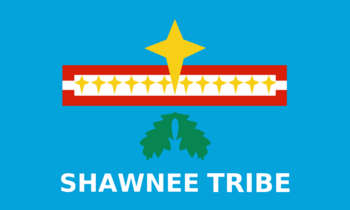 Flag of The Shawnee Tribe of Oklahoma