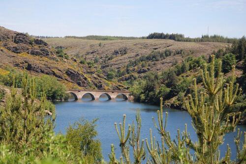 Un petit barrage au passage