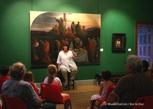 Un conteur et ses contes au musée